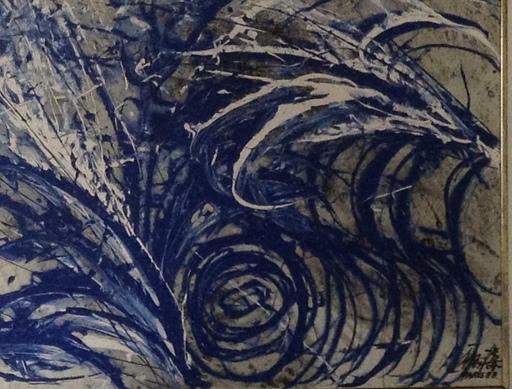 Toshimitsu IMAI - Painting - vagues