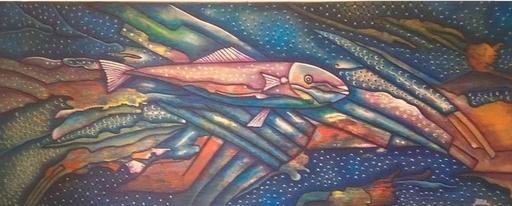 ROGA - Painting - The sea and its secrets II