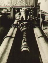 Albert RENGER-PATZSCH - Fotografia - Industrie, hydraulische Spindelpresse