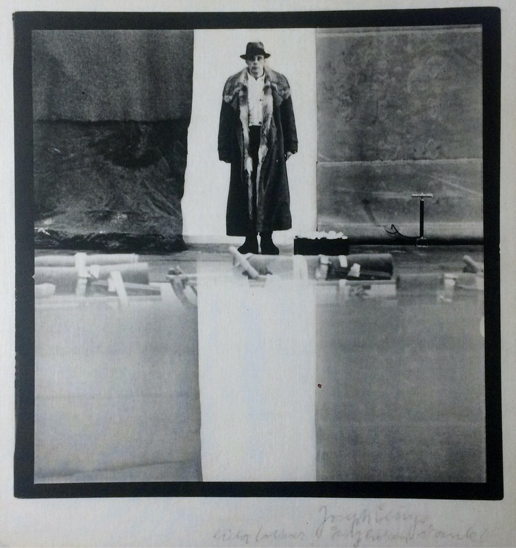Joseph BEUYS - Photography - Beuys for Lothar