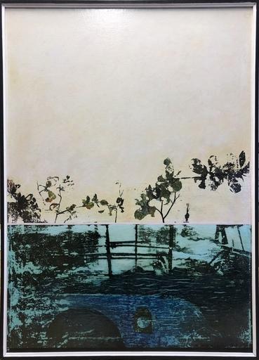 Aldo TAGLIAFERRO - 绘画 - Ancora per fiore