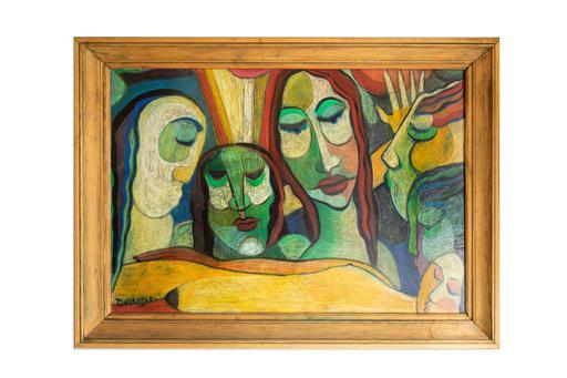 Theo MACKAAY - Pintura