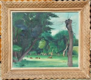 Henri VERGÉ-SARRAT - Pintura