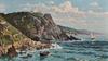 Ugo MANARESI (1851-1917) - Mare azzurro a Quercianella Sonnino
