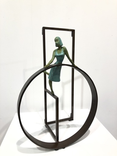 Joan ARTIGAS PLANAS - Sculpture-Volume - small cuba salsa II