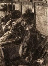 Anders Leonard ZORN - Print-Multiple - Omnibus