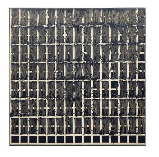 Emilio SCANAVINO - Painting - Tramatura