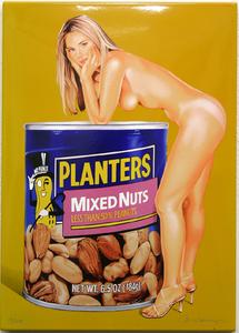 Mel RAMOS - Skulptur Volumen - Mixed Nuts