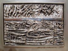 Arnaldo POMODORO - Escultura - bassorilievo