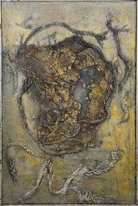 Tadeusz LAKOMSKI - Gemälde - The Earth