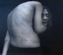 Sigal Sara AVNI - Fotografia - From: Voice on the back of the skin