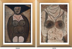 Pietro GHIZZARDI - Painting - Ritratto di donna
