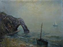 Lucien DELARUE (1925) - ETRETAT