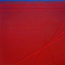 Gianfranco ZAPPETTINI - Painting - La trama e l'ordito n.75