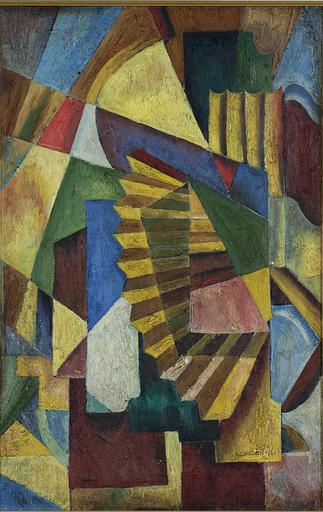 Ivan Vasilievitch KLIUN - Peinture - Suprematism