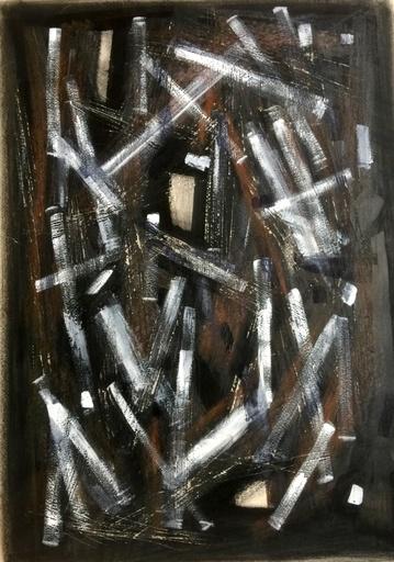 "Jean SIGNOVERT - Gemälde - ""The lilies"""