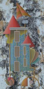 Enrique Rodriguez GUZPENA - Painting - Módulo compartido
