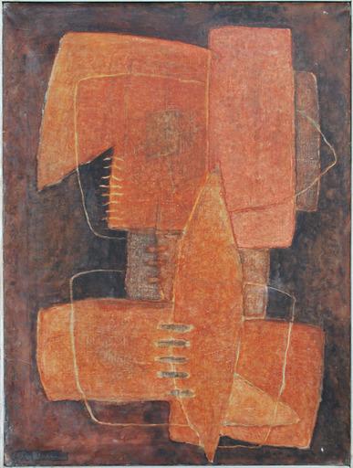 Zora STAACK - Peinture - Composition