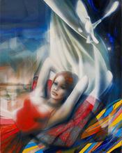 Jean-Baptiste VALADIÉ - Pintura - Brise d'étè