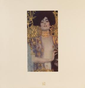 Gustav KLIMT - Estampe-Multiple - Das Werk von Gustav Klimt