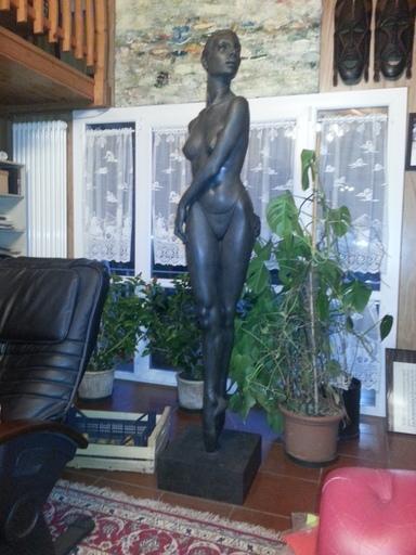 Alexander KOSSUTH - Escultura - Ballerina