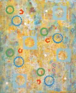 Carlo VANCHIERI - Peinture - 1° Dopo