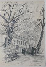 Andor SZÉKELY VON DOBA - Drawing-Watercolor - LOGIS ROMANTIQUE 3