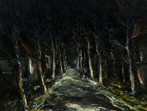 Maurice DE VLAMINCK, Les phares sur la route