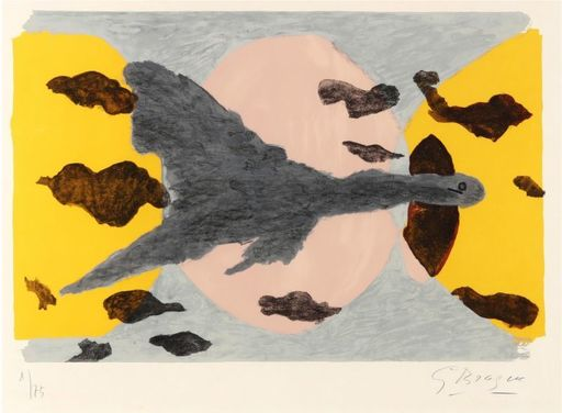 Georges BRAQUE - Print-Multiple - Equinoxe