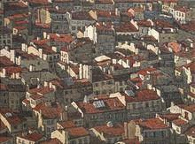 Olivier LAVOREL - Painting - Marseille