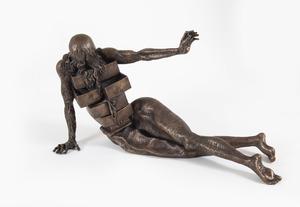 Salvador DALI - Skulptur Volumen - Le cabinet anthropomorphique