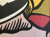 Roy LICHTENSTEIN - Grabado - Foot and Hand