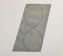 Robert MANGOLD - Estampe-Multiple - #8 from Attic Series II,