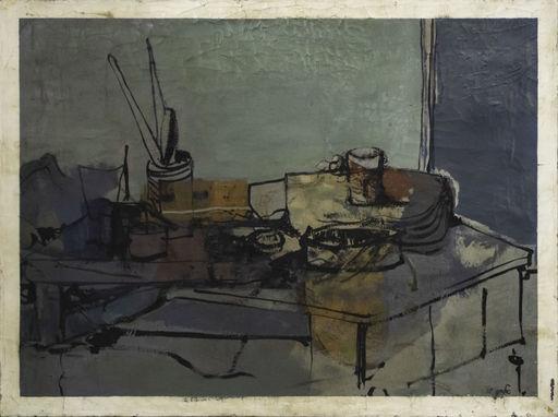 Ya'acov ELCHANANI - Gemälde - Still Life