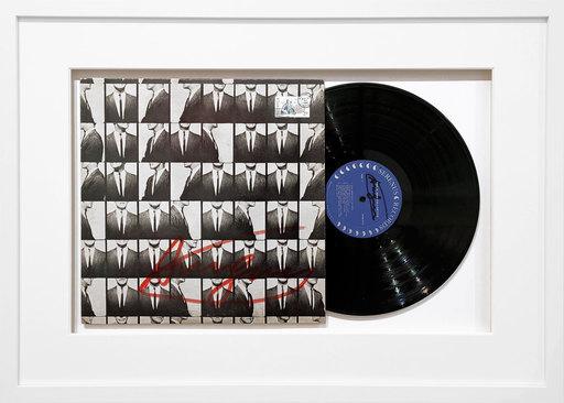 安迪·沃霍尔 - 版画 - Vinyl record - This is John Wallowitsch