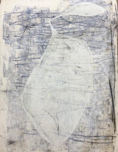 José María SICILIA - Painting - Flor blanca