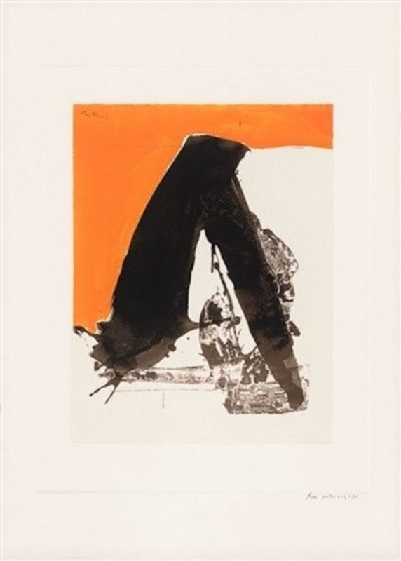 Robert MOTHERWELL - Print-Multiple - Untitled