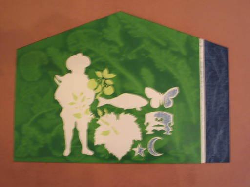 Milvia MAGLIONE - Grabado - Enfant au jardin,1980.