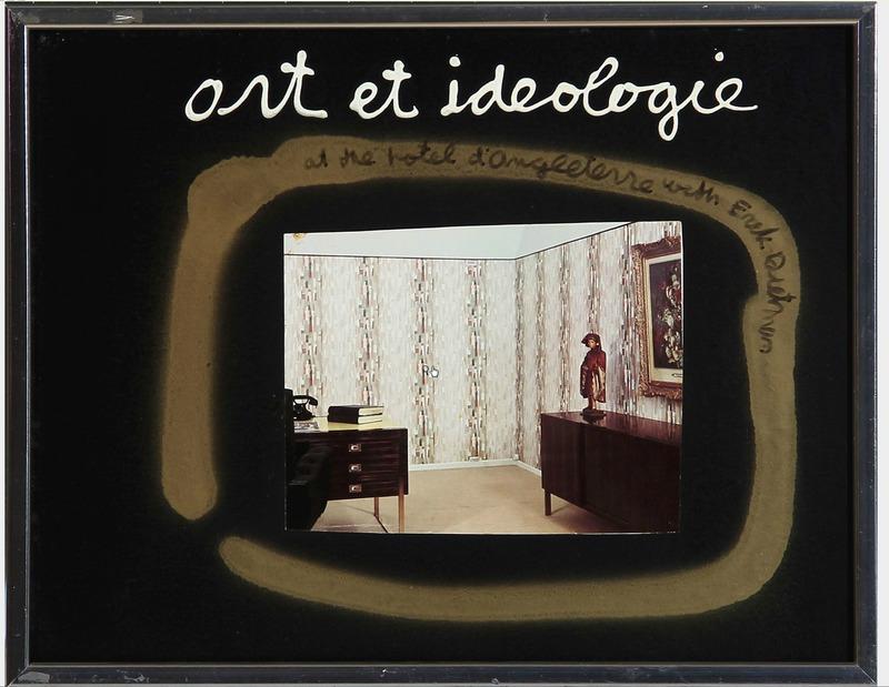 BEN - Peinture - Art et Idéologie