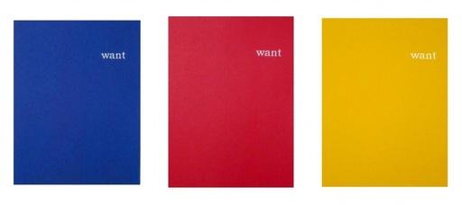 William ANASTASI - Druckgrafik-Multiple - The Want Portfolio (3)