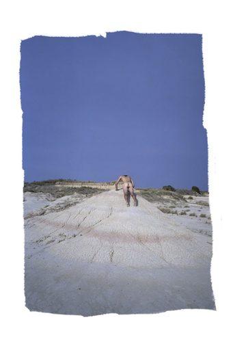 Eléa Jeanne SCHMITTER - Photography - « Blue Mountain »