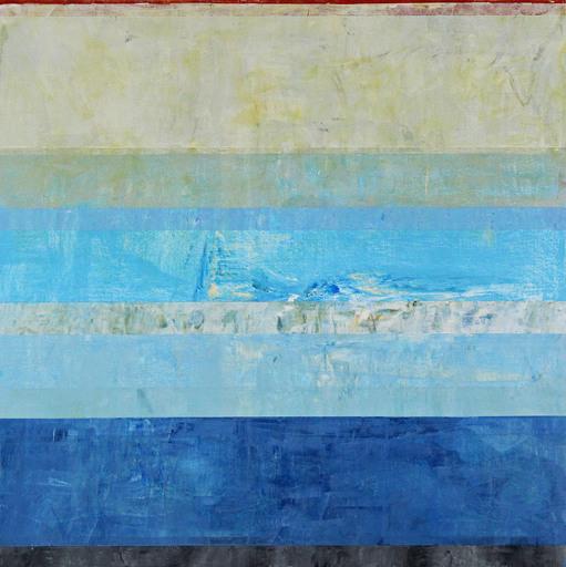 Clay JOHNSON - Painting - Lying Dutchman #4