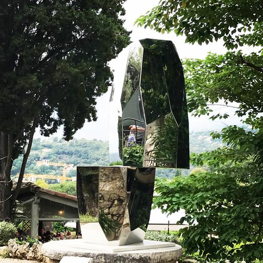 Arik LEVY - Escultura - RockStoneShift 235