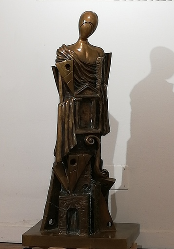 Giorgio DE CHIRICO - Skulptur Volumen - IL GRANDE METAFISICO