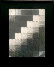 海因茨·马克 - 绘画 - Lichtrelief (Schachbrett)