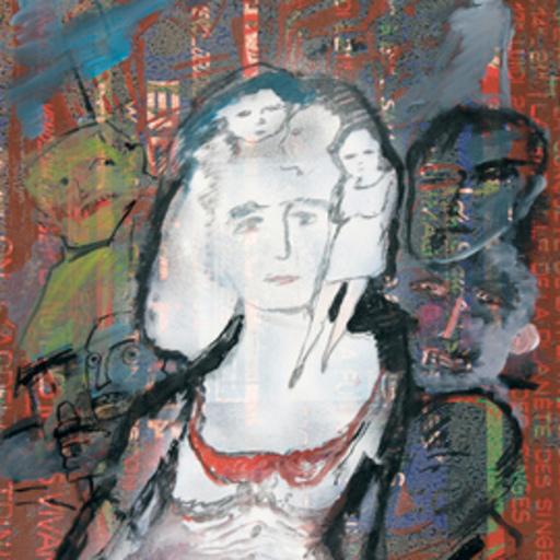 Zvi MILSHTEIN - Pittura - Mademoiselle Julie