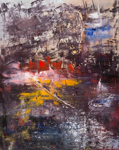 Danielle MAILLET-VILA - Painting - Metamorphose