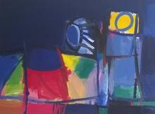 Jean RUSTIN - Pintura