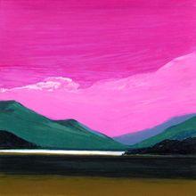 Sigrid NIENSTEDT - Estampe-Multiple - Landschaften – 1