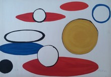 Alexander CALDER (1898-1976) - Circles